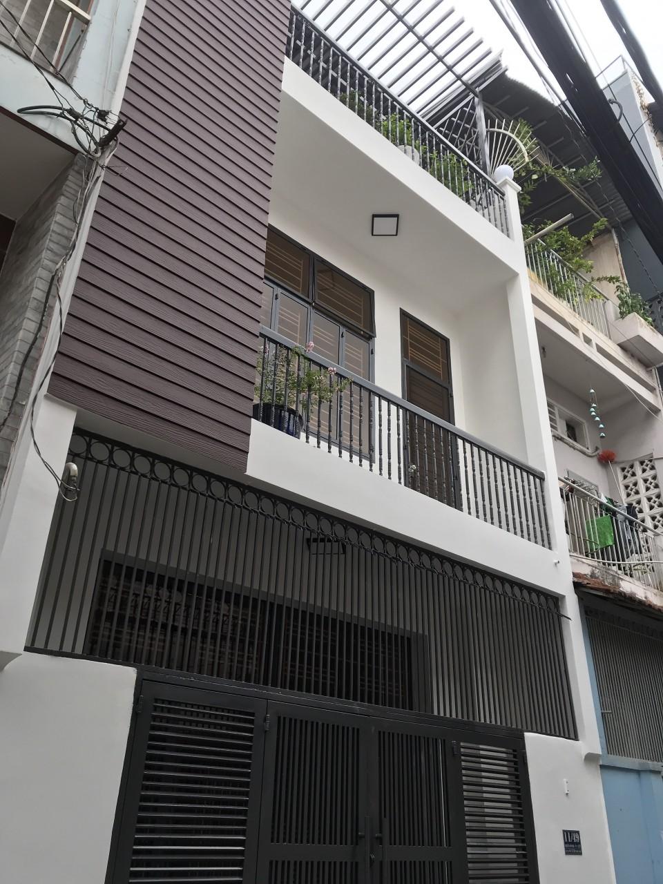 Bán nhà HXH đường Cộng Hòa gần Etown, P. 13, Q. Tân Bình, DT NH: 5 x 15m giá chỉ 8.5 tỷ