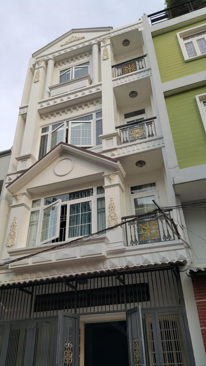 Bán nhà HXH 7m Cộng Hoà, P. 4, Tân Bình, 4.5×16 mét, 1 trệt, 2 lầu, giá 8.9 tỷ