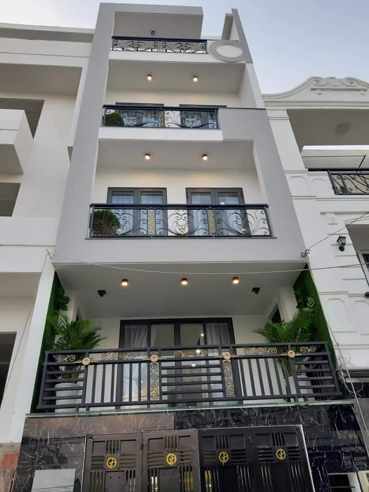 Bán nhà HXH đường Thiên Phước – Cư Xá Lữ Gia, P. 9, Q. Tân Bình, 4.2 x 17m 3 lầu giá 7.6 tỷ