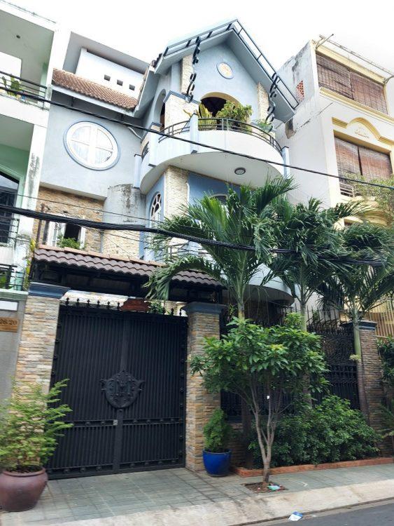 Cần bán nhà hẻm nhựa 5m thông thoáng khu nhà thờ Chí Hòa, P7, Tân Bình DT 6x22m