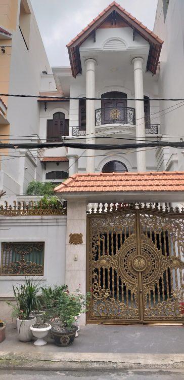 Nhà Hẻm 8m Nhất Chi Mai, P. 13, Tân Bình, nhà 1 lầu, 5×18.5m