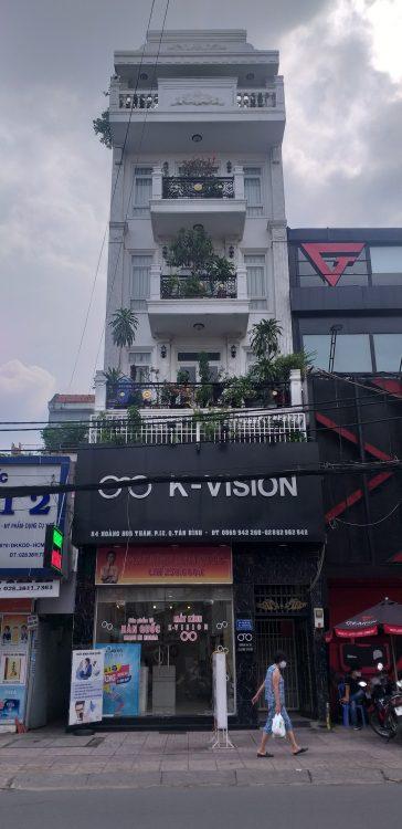 Cần bán nhà mặt tiền đường Nhất Chi Mai kết cấu 6 tầng có thang may, ngay cổng nhà ga T3 Tân Bình