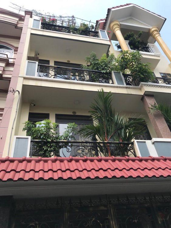 Đổi nhà lớn nhượng lại căn nhà 5x15m hẻm 6m đường Tân Hải, Phường 13, Tân Bình chỉ 8.5 tỷ 0916997297