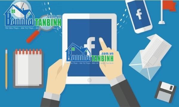 Đăng tin bán nhà miễn phí trên Facebook