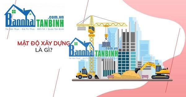 Khái niệm mật độ xây dựng
