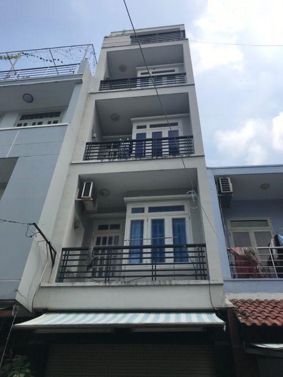 Bán nhà HXH Út Tịch Tân Bình 56 m2 8.5 tỷ.