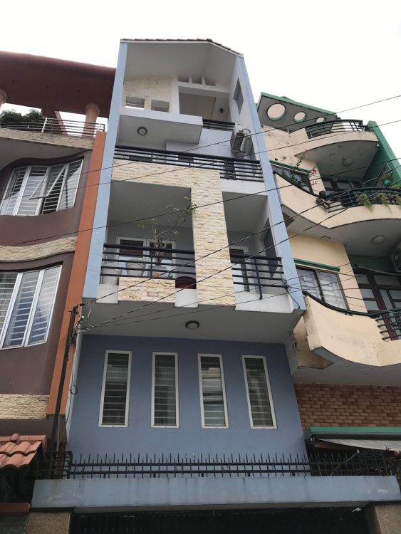 Bán căn nhà đẹp MT, giá 7,2 tỷ (4.5x 8m) khu sầm uất Hoàng Việt – Nguyễn Đình Khơi P4, TB