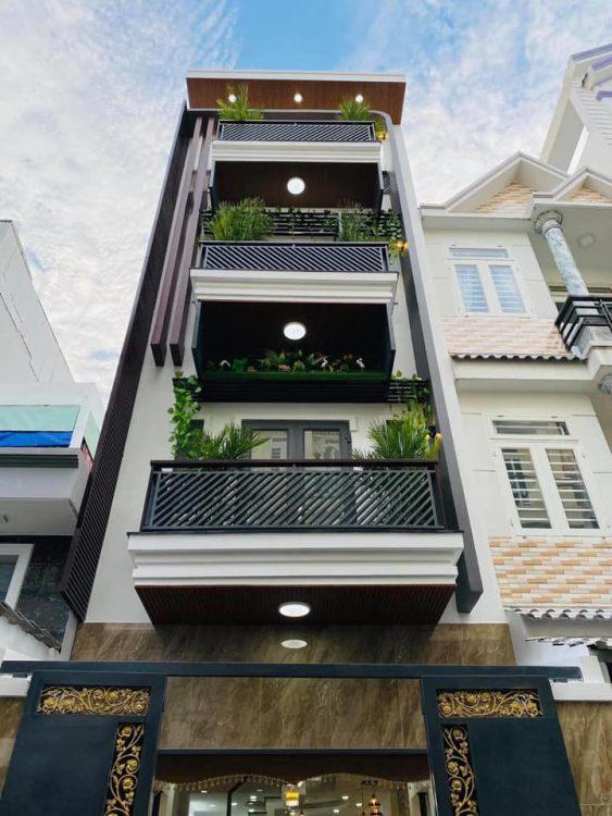 Bán nhà đẹp HXH, DT 4.2x16m (vuông vức) giá 9.5tỷ đường Cộng Hòa phường 13, Tân Bình