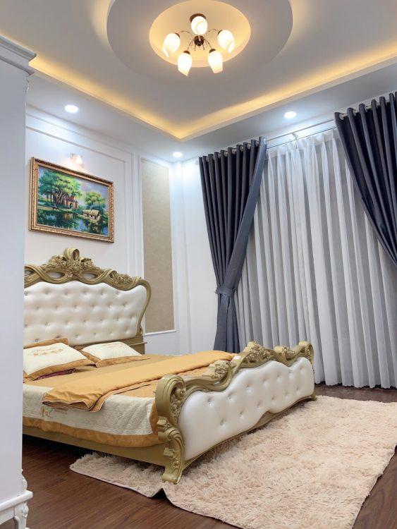 Khu nội bộ HXH Bình Giã – Đồng Xoài, nhà đẹp góc 2 MT trệt 2 lầu ST, DT đẹp: 4x20m vuông vức, 10tỷ5