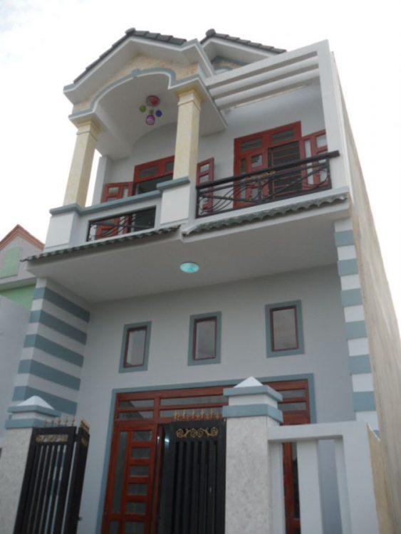 Hot!! Bán nhà HXH CMT8 –CV Lê Thị Riêng P4 (4x14m) 3 tầng, vị trí rất đep giá chỉ 7 tỷ 650