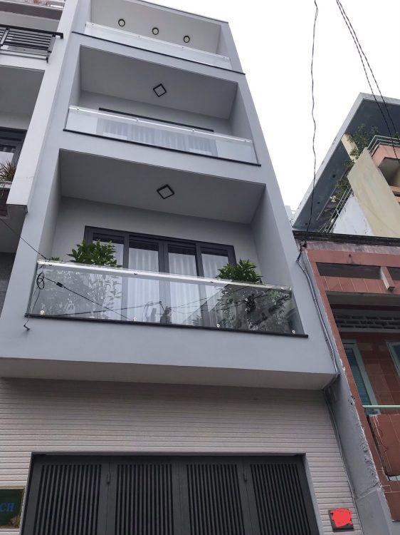 Hơn 6 tỷ có ngay nhà 5 tầng, nhà mới đường Trường Chinh – Âu Cơ, DT: 4×11 có thể ở ngay.