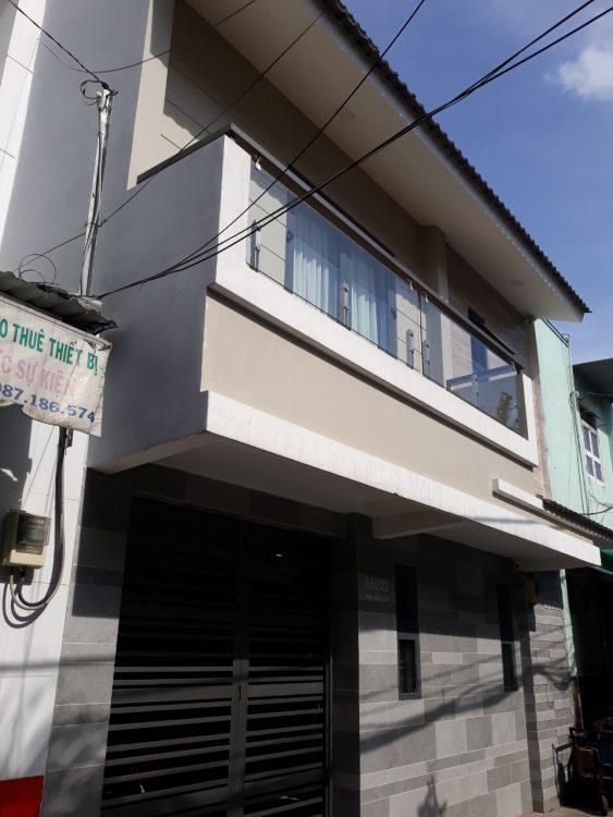 Nhà 2 MT khu vực Thiên Phước – Cư Xá Lữ Gia HXH 6m DT 4x12m nhà cấp 4 không lộ giới giá rẻ 6.3 tỷ