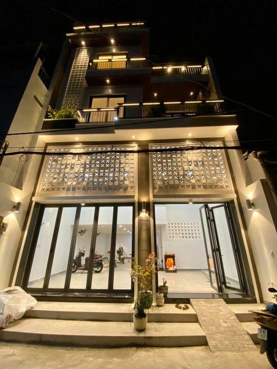 Bán nhà mặt tiền Nguyễn Bá Tuyển – K300 – phường 12, Quận Tân Bình. DT: 7x35m vuông vức, giá 36 tỷ