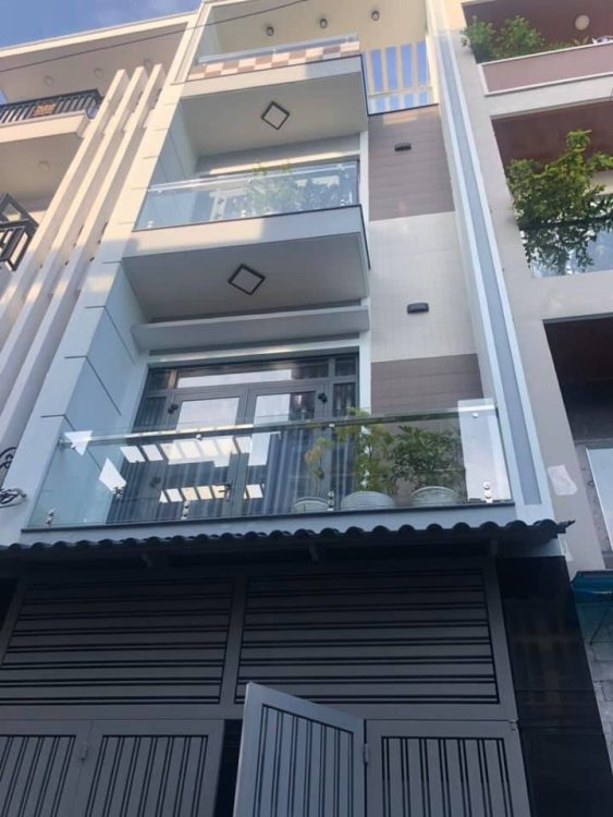 Bán nhà mặt tiền đường 8m Bạch Đằng, Phường 2, Quận Tân Bình