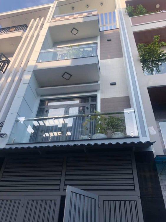 Siêu hot! MTNB đường Bàu Cát, P. 14, TB, 5 tầng mới đẹp chỉ 12.8tỷ TL – DT: 4.8x20m, HĐ thuê 5 năm