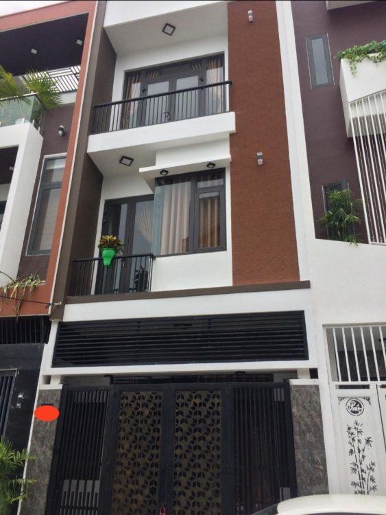 Gấp!! Bán nhà HXH 5m Năm Châu (4.4x14m) 4 tầng lung linh, vị trí đẹp giá chỉ 7 tỷ