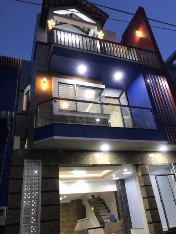 Cần bán nhà hẻm 6m đường Trường Chinh, Bình Giã, DT 6.6x24m giá chỉ hơn 14 tỷ TL