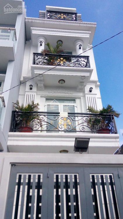 Biệt thự HXH, Hoàng Hoa Thám, giá tốt nhất khu vực, 6.2x34m,