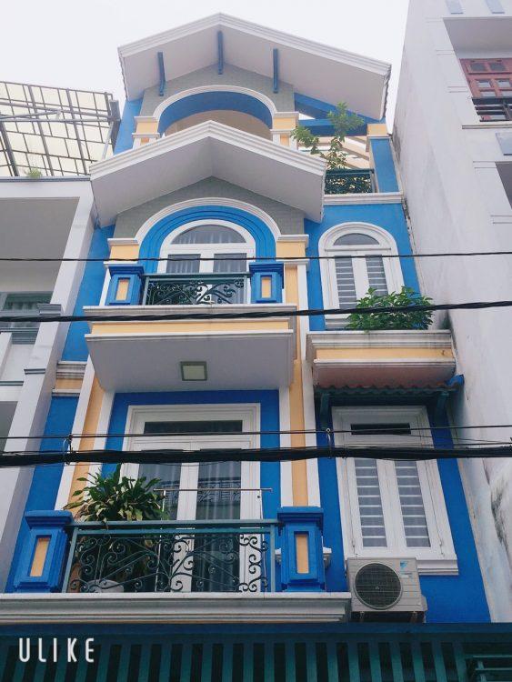 Bán biệt thự mini, đường Nguyễn Hồng Đào, DT: 4,55 x21m, DTCN: 96m2, giá: 12,5 tỷ TL