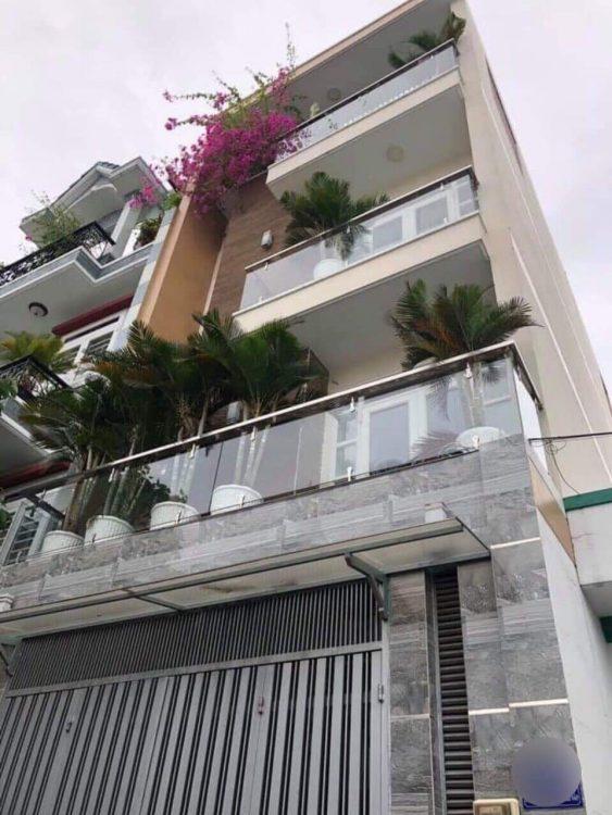 Nhà HXH khu Đệ Nhất ks – Hoàng Việt (4.2x10m) 5 tầng đẹp như phim, sang trọng giá chỉ 7 tỷ