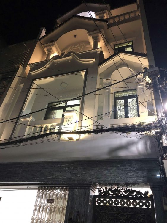 Bán nhà HXH 6m Bình Giã Q. Tân Bình 6,55x24m 2 lầu nhà đẹp. Giá 15 tỷ TL