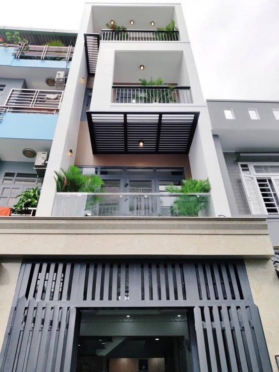 Hẻm 10m, đường Cộng Hoà, khu Vincom – Hoàng Văn Thụ 4x18m 3 lầu ST giá 12.8 tỷ