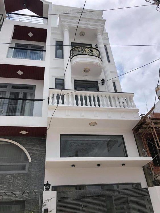 Bán nhà hẻm nội bộ 10m thông Đường Trường Chinh Ngay ngã Tư Bảy Hiền Phường 12 Quận Tân Bình