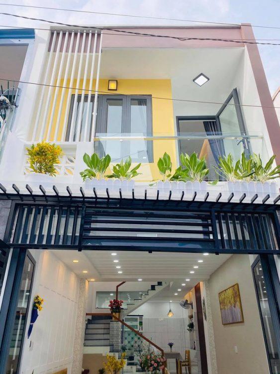 Chính chủ rất thiện chí bán nhà HXH Thiên Phước nhà đẹp 3 tầng, vào ở ngay, CN: 61m2 đất, hẻm thông