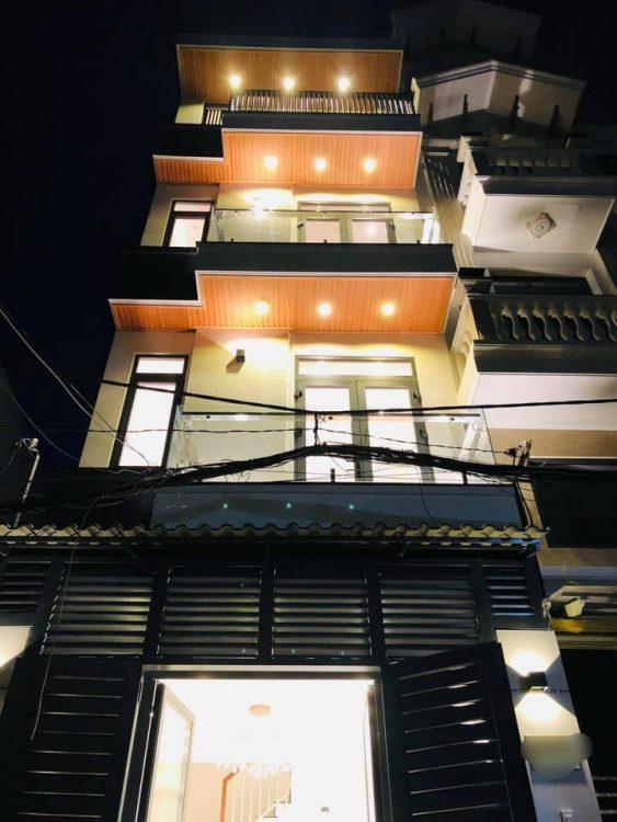 Siêu hot! MTKD Cách Mạng Tháng Tám, nhà đẹp 5 tầng thuê khoán CHDV, 5.7x16m, 16 tỷ