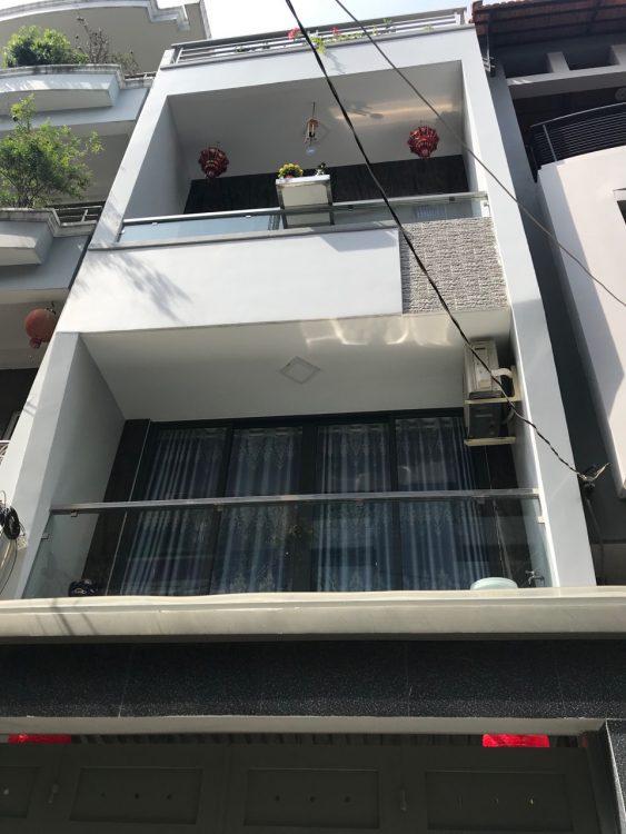 Bán nhà mặt tiền đường Bàu Cát 1, 65m2 giá 13,6 tỷ