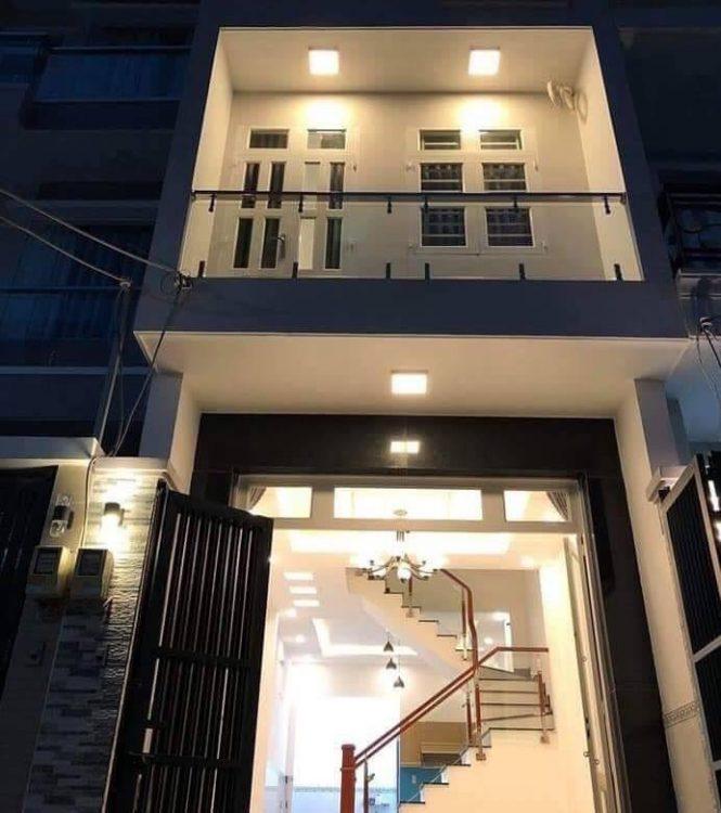 Bán nhà mặt tiền khu chợ vải Phạm Phú Thứ, P. 11, Tân Bình, 5x24m giá chỉ 16.4 tỷ