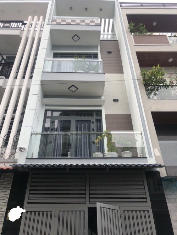 2 căn hẻm 8m Nguyễn Hồng Đào P14, DT: 6 x 10m trệt 3 và DT: 4 x 16m, 3 lầu giá: 10.5tỷ