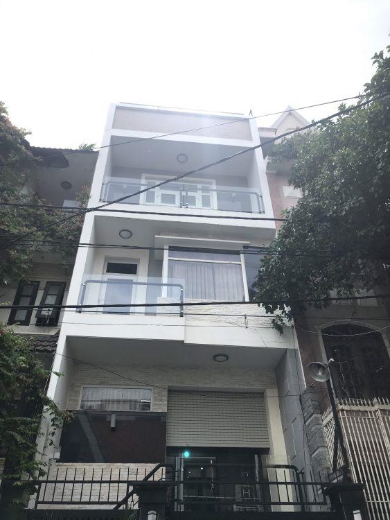 Khu nội bộ HXH Hoàng Hoa Thám K300, nhà đẹp góc 2 MT trệt 2 lầu ST, DT đẹp: 4x20m vuông vức, 10tỷ5