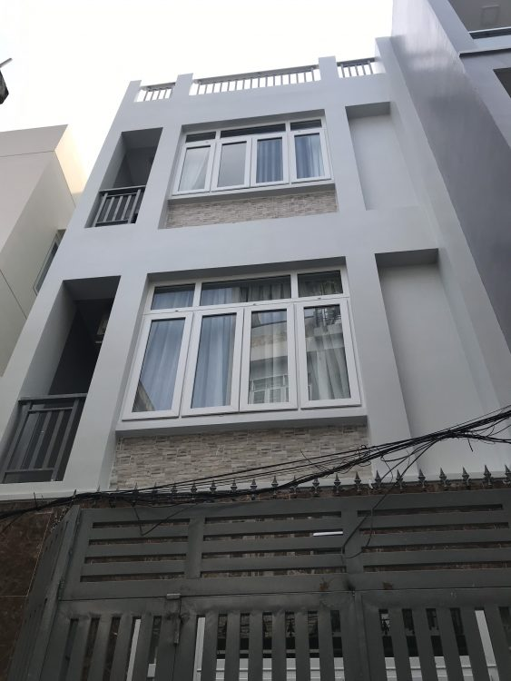Cần bán nhà khu Út Tịch, Nguyễn Đình Khơi, P4, QTB, khu khách sạn Đệ Nhất. Diện tích: 4x14m, 7.9 BỚT LỘC