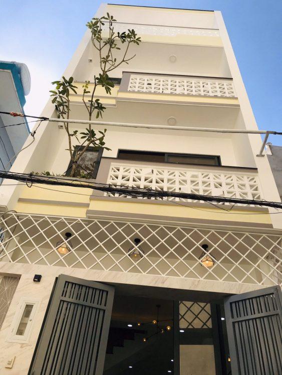 Bán Biệt Thự 6×24, Mặt Tiền đường Hiệp Nhất, Lê Bình Phường 4 Tân Bình