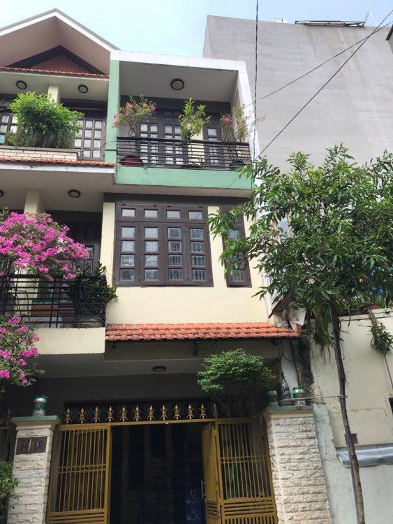 Bán nhà hẻm xe hơi 5m, 3 lầu đường Nguyễn Đình Khơi – Út Tịch. DT 4x14m giá 7.9 tỷ