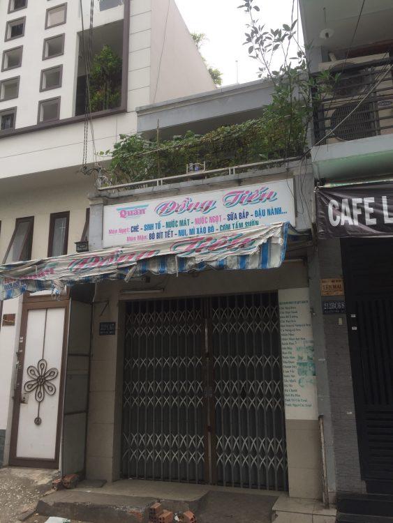 Bán nhà HXH CMT8 – Lê Thị Riêng (6x9m) vị trí cực đẹp, 7 chỗ cất vào nhà giá chỉ 5 tỷ 3