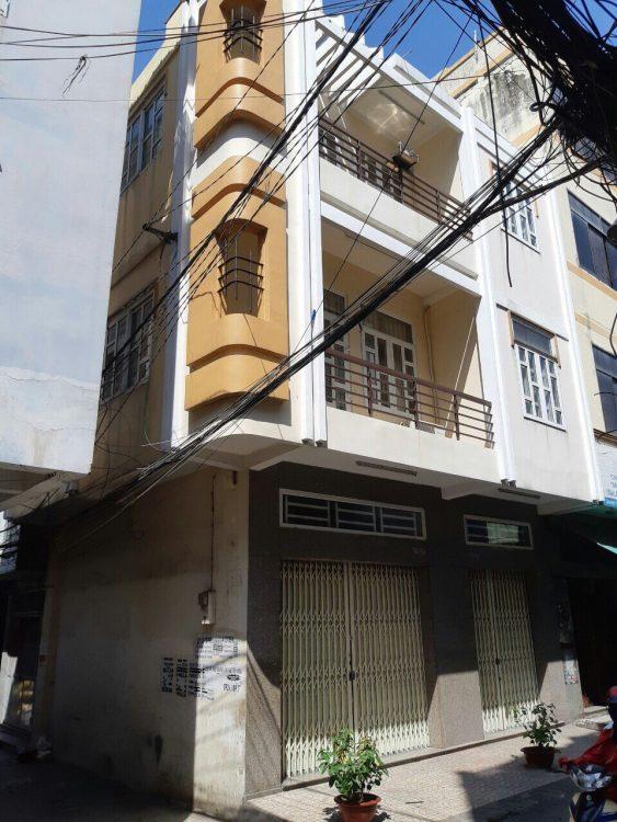 Bán nhà MT nội bộ Nguyễn Tử Nha, P12, Tân Bình