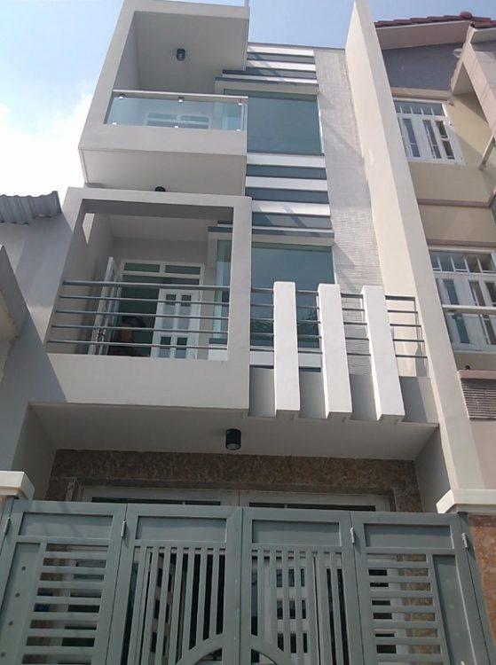 Chỉ 8.9 tỷ, bán nhà HXH 6m đường Nguyễn Hồng Đào, DT 4x15m, 4 tầng full nội thất