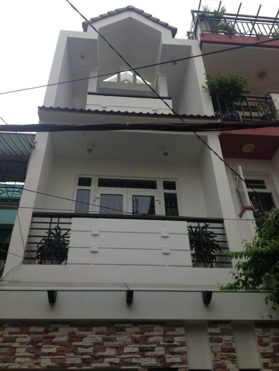 Bán nhà nhà mới, đẹp, HXH,Trường Chinh P. 14, Tân Bình giá 7 tỷ 500 triệu