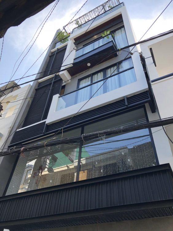 Cần bán nhà riêng một xẹt đường Bình Giã, Phường 13, Quận Tân Bình, Tp Hồ Chí.