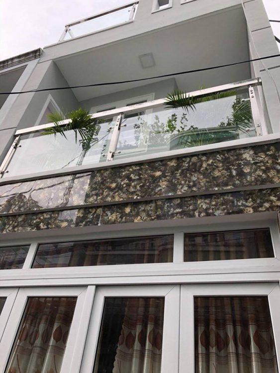 Bán nhà đường Lý Thường Kiệt, Tân Bình. Gần CX Lữ Gia, CX Bắc Hải DT: 4.2 x 17m, hẻm rộng 8m