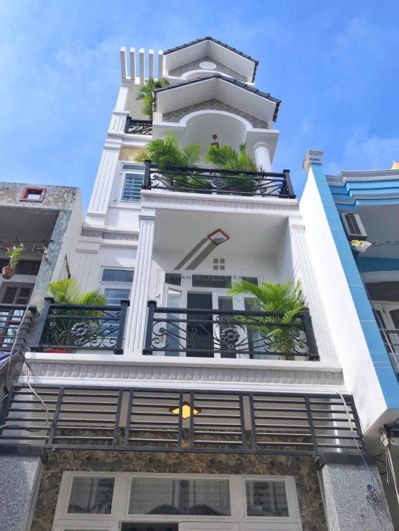 Chính chủ bán nhà ở tâm huyết 4.1x18m, 4 lầu ST, HXH 6m đường Nguyễn Hồng Đào, Ba Vân, chỉ 9.8 tỷ