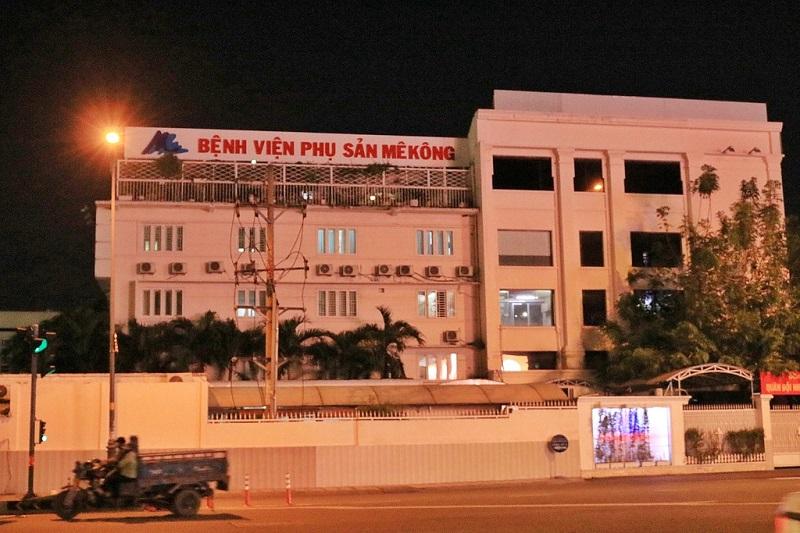 Bệnh viện Phụ sản Mê Kông tại quận Tân Bình