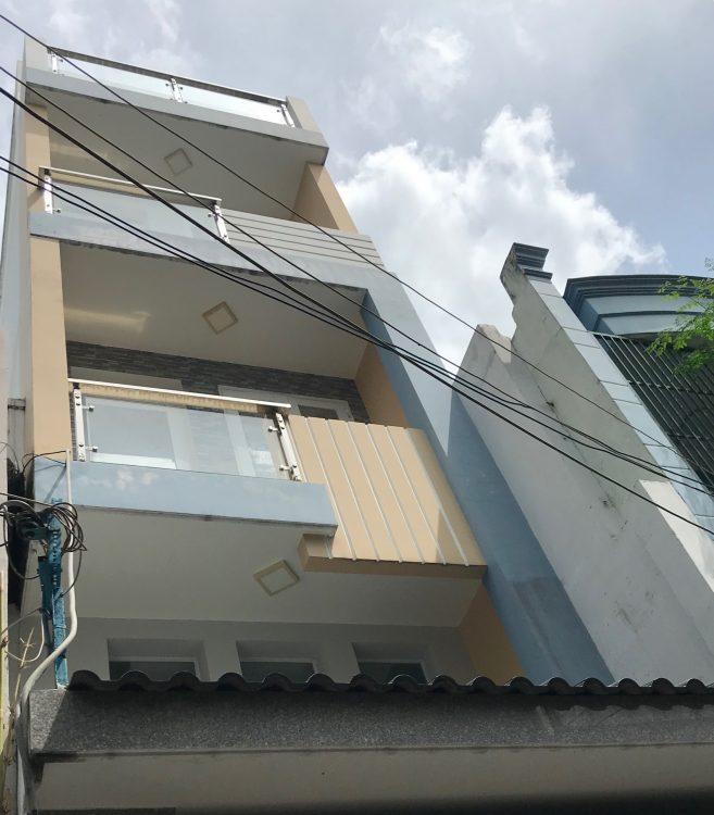 Bán nhà HXH Mai Lão Bạng, p13, Tân Bình.-,1 trệt, 2 lầu, (7,5 tỷ), nhà đẹp.