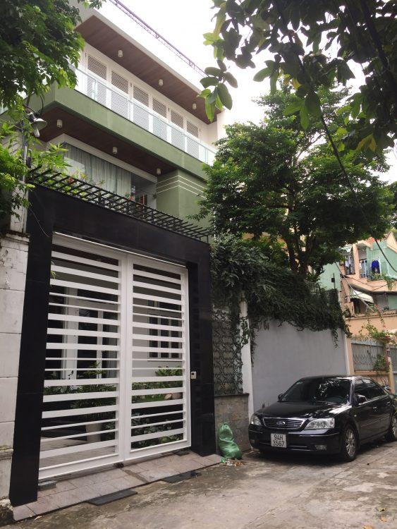 Nhà bán HXT, Nguyễn Đức Thuận, K200, P.13, Tân Bình, giá 8,4 tỷ, an ninh tốt.