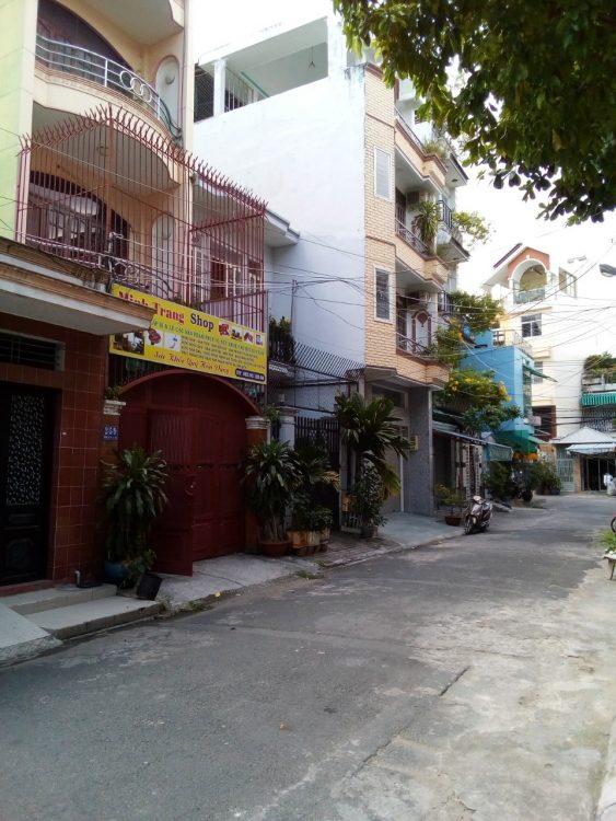 Nhà bán HXT, Nguyễn Đức Thuận, P 13, Tân Bình, 4×13, trệt,1 lầu, ST, (8,5 tỷ)