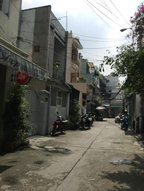 Bán nhà HXH 6m Phạm Phú Thứ, Đồng Đen P. 12, Tân Bình. 4,x12m, 1 trệt, 2 lầu, giá 8 tỷ (TL)