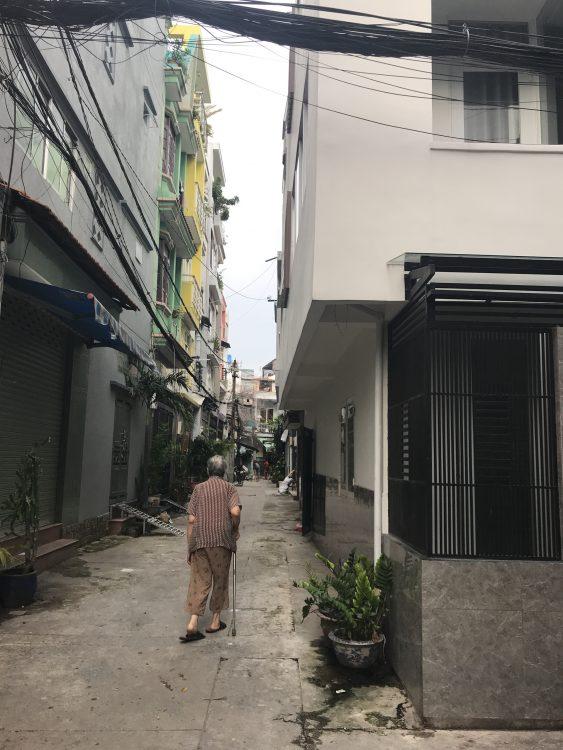 Nhà bán, hẻm 6m, 3.5×18, trệt 3 lầu, Nhất Chi Mai, k300, P, 12, Tân Bình (8,8 tỷ)