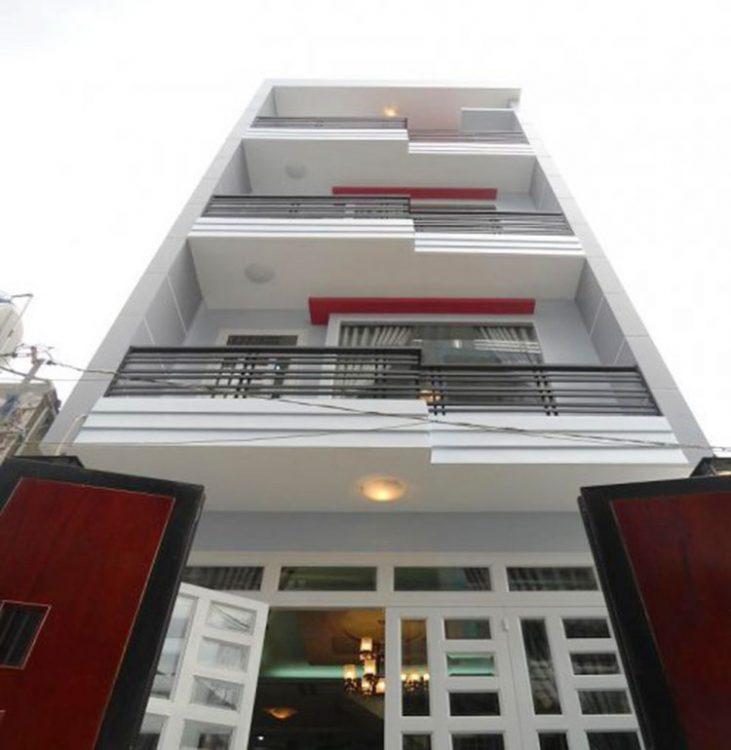HÓT! Nguyễn Hồng Đào, Phường 14, Tân Bình, 56m2, 9,3 tỷ, nhà mới vô ở ngay.